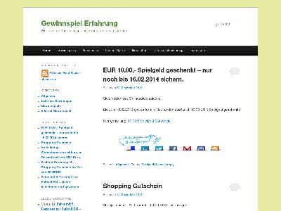 http://www.gewinnspiel-erfahrung.de