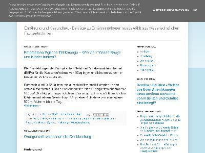 http://info-ernaehrung.blogspot.com/