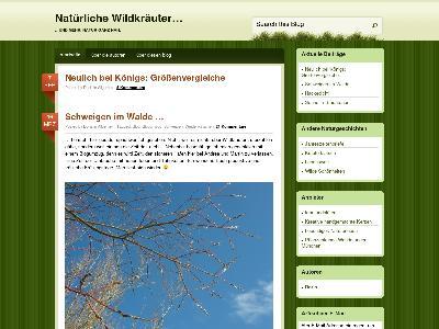 https://natuerlichwildkraeuter.wordpress.com/