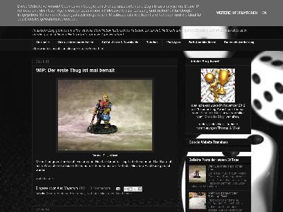 http://wuerfelsindgefallen.blogspot.com/