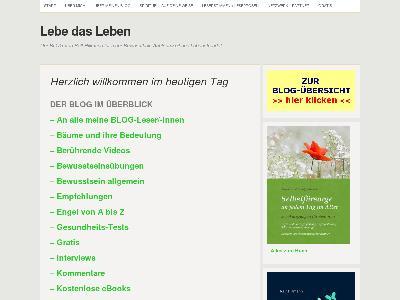 http://www.spirituell-auf-deine-weise.de/blog/