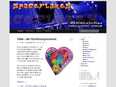 https://www.spaceflakes.de