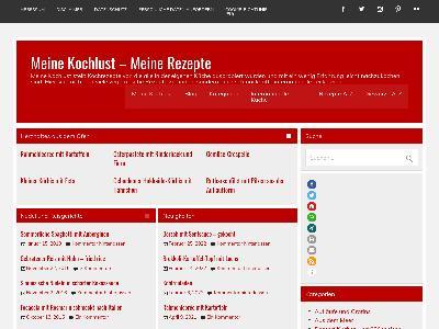 http://meinekochlust.de