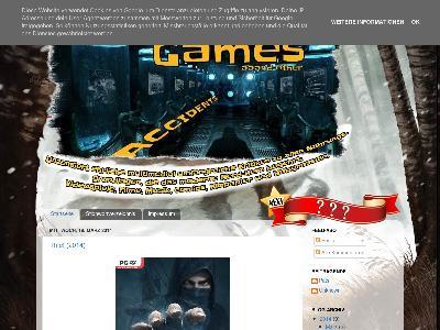 http://gamesandotheraccidents.blogspot.com