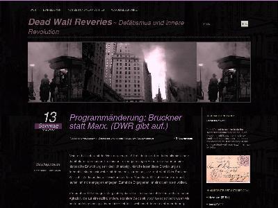 https://deadwallreveries.wordpress.com/