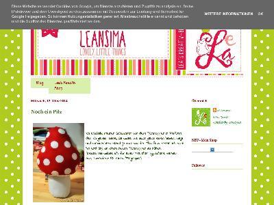 http://leansima.blogspot.com/