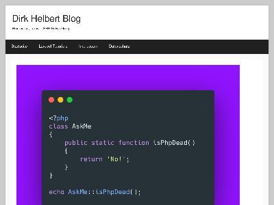 http://blog.dirk-helbert.de