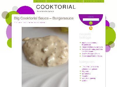 http://www.cooktorial.de