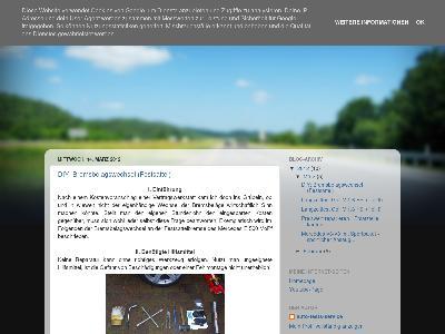 http://auto-tests-service.blogspot.com/