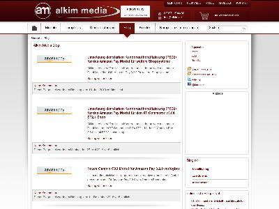http://www.alkim.de/Blog/