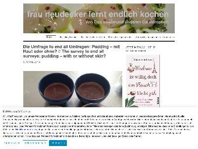 https://frauneudeckerlerntendlichkochen.com/