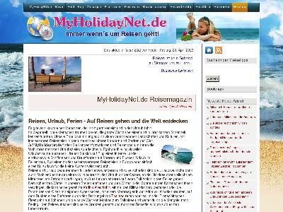 http://www.myholidaynet.de/reisen/