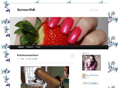 http://www.sannes-welt.de