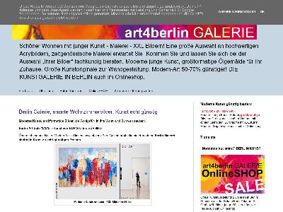https://art4berlin.blogspot.com/