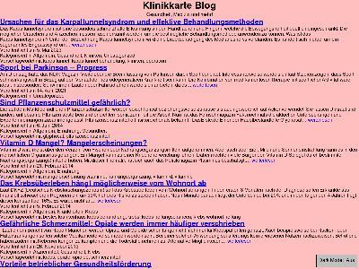 http://blog.klinikkarte.de/