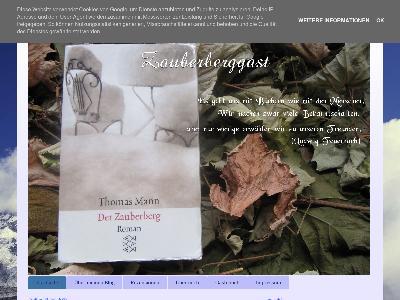 http://zauberberggast.blogspot.com/