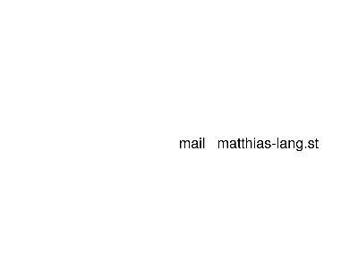 http://www.matthias-lang.st