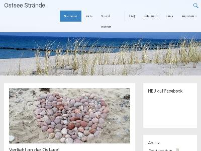 http://www.ostsee-straende.de