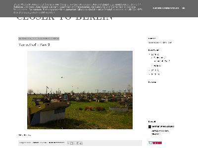 http://closertoberlin.blogspot.com