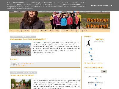 http://www.runtasia.info