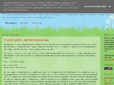 http://unsere-stadtvilla.blogspot.com/