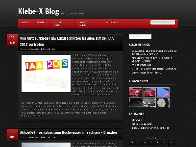 http://blog.klebe-x.de
