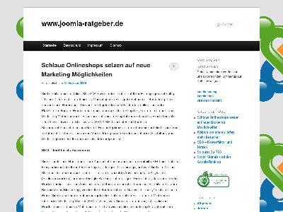 http://www.joomla-ratgeber.de