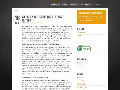 http://www.webhosting-informations.de
