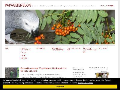 http://www.papageienblog.de