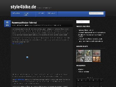 http://blog.style4bike.de