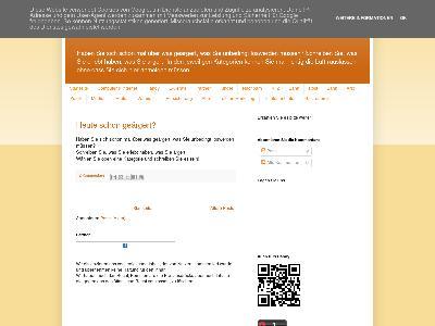 http://tobdichaus.blogspot.com