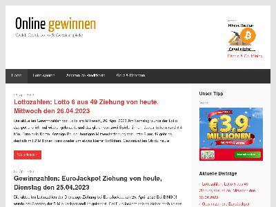http://www.onlinegewinnen.info