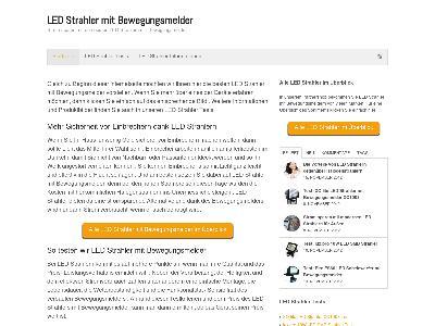 http://www.led-strahler-mit-bewegungsmelder.de