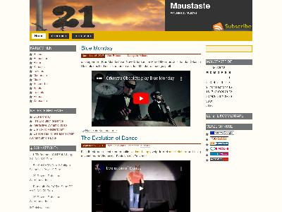 http://www.maustaste.de