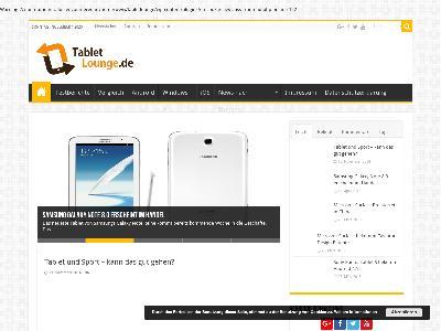 http://www.tabletlounge.de