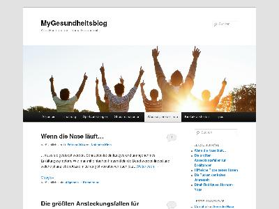 http://www.mygesundheitsblog.de/