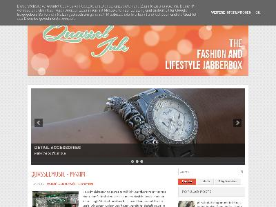 http://quasseljule.blogspot.com/