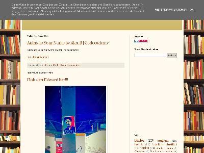 http://senfsauce.blogspot.com/
