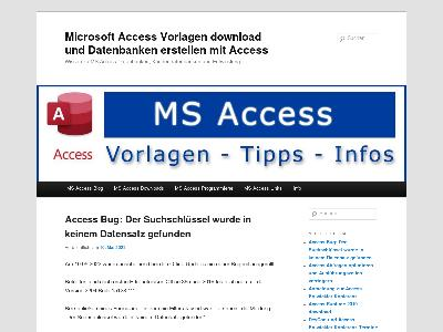 http://www.access-forum.successcontrol.de/