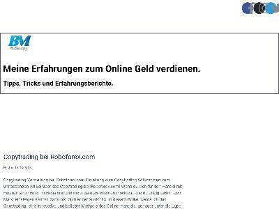 http://www.mallisgeldverdienst.de
