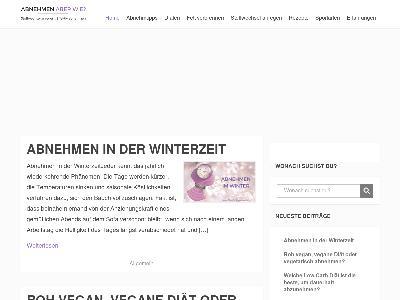 http://www.abnehmenaberwie.de