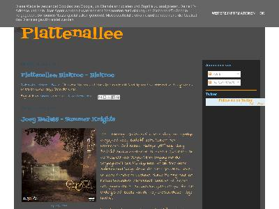 http://plattenallee.blogspot.com