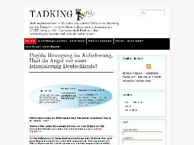 http://www.tadking.de