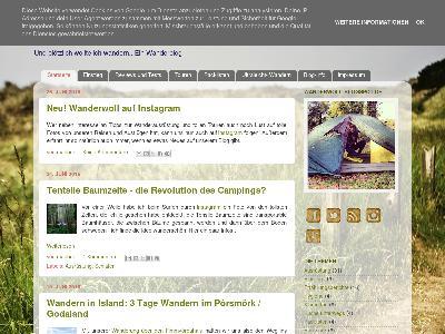http://wanderwoll.blogspot.com