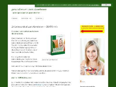 http://www.gesund-essen-zum-abnehmen.de/