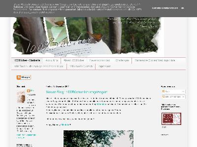 http://100buecher.blogspot.com/