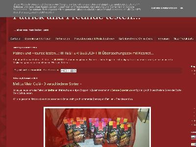http://patrick-und-freunde-testen.blogspot.com/