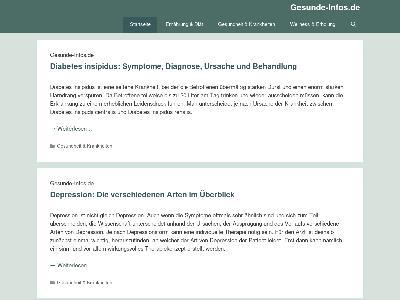 http://www.gesunde-infos.de