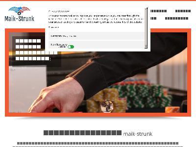 http://maik-strunk.info/