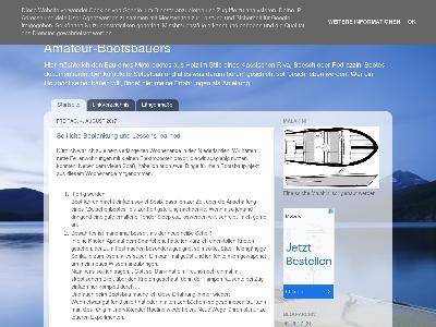 http://holzboot.blogspot.com/